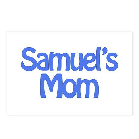 Samuel's Mom Postcards (Package of 8)