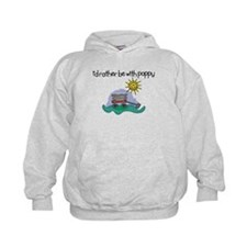 I'd Rather be with Poppy Hoodie