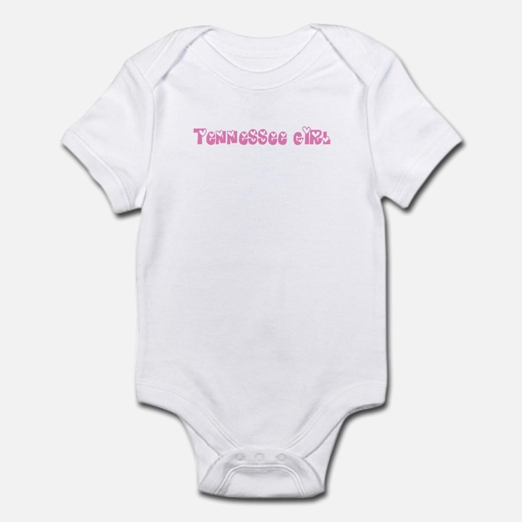 Tennessee Girl Infant Bodysuit
