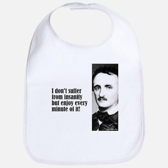 "Poe ""I Don't Suffer"" Bib"