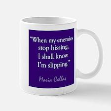Maria Callas Diva Mug