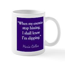 Maria Callas Diva Small Mugs
