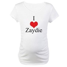 I Love (Heart) Zaydie Shirt