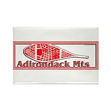 Adirondack Mts Rectangle Magnet
