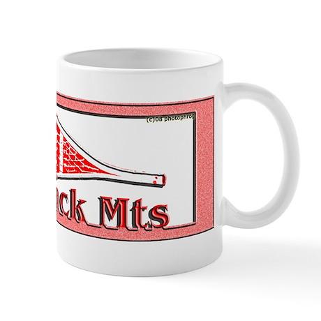 Adirondack Mts Mug