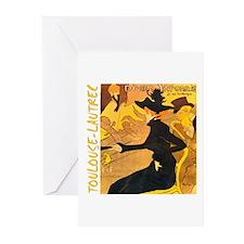 Divan Japonais Greeting Cards (Pk of 10)