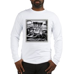 Two Fours Long Sleeve T-Shirt