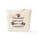 Anti Valentine Chocolate Lover Tote Bag