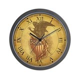 Bald eagle Basic Clocks
