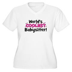 World's Coolest Babysitter! T-Shirt