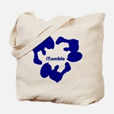Boys kids gymnastics Tote Bag