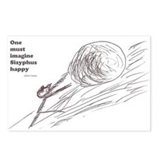 Sisyphus Postcards (Package of 8)