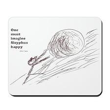 Sisyphus Mousepad