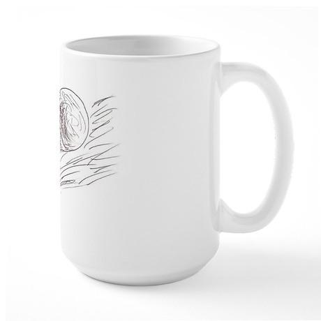 Sisyphus Large Mug