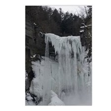 Waterfall Ice Postcards (Package of 8)