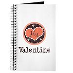 His Valentine Valentine's Day Journal