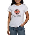 His Valentine Valentine's Day Women's T-Shirt