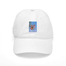 Trumpet Vine Gnome Baseball Cap