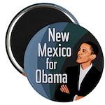 New Mexico for Obama Political Magnet