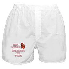 This Heart: Cora (C) Boxer Shorts