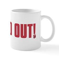 LUCKED OUT! Mug