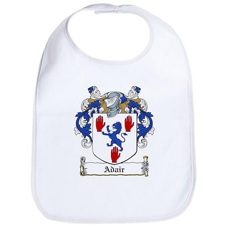 Adair Family Crest Bib