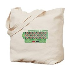 DOUBLE ZERO! Tote Bag