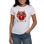 Adams Family Crest Women's T-Shirt