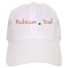 Rubicon Trail Type Baseball Cap