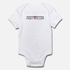 HIGH ROLLER Infant Bodysuit
