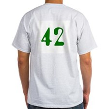 HH Guide - The answer is 42 - Ash Grey T-Shirt