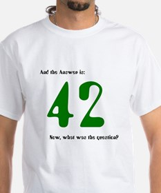 HH Guide - The answer is 42 - Shirt