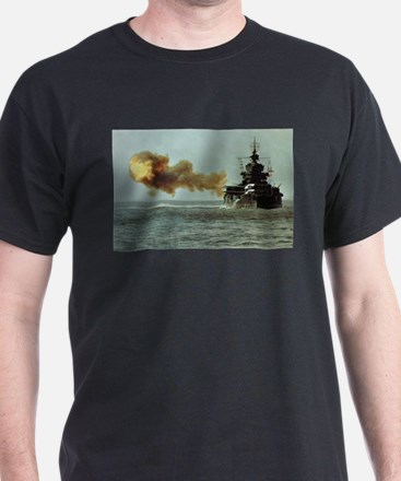 USS Idaho Ship's Image T-Shirt
