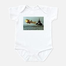USS Idaho Ship's Image Infant Bodysuit