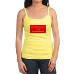 All-American Mom/Girl Jr. Spaghetti Tank