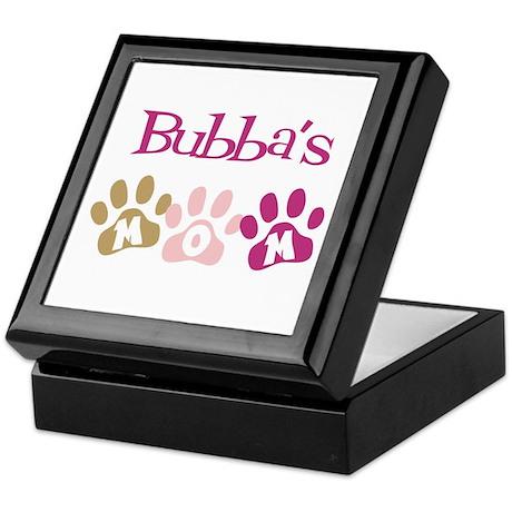 Bubba's Mom Keepsake Box