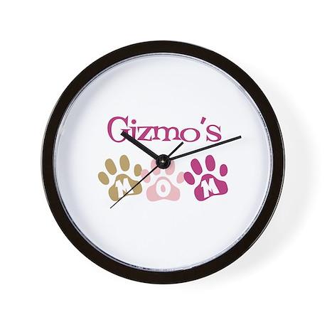 Gizmo's Mom Wall Clock