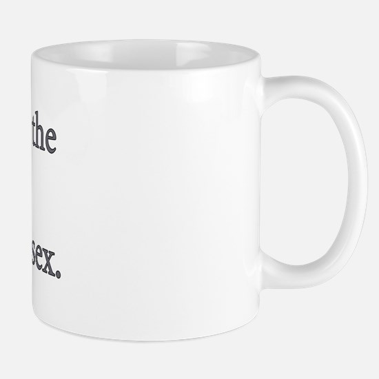 Come Over To The Dark Side 2 Mug