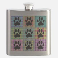 Cool Animal pattern Flask