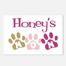 Honey's Mom Postcards (Package of 8)