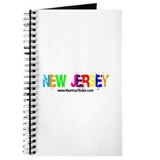 Colorful New Jersey Journal