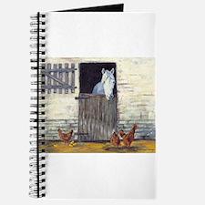 Stall Horse Journal