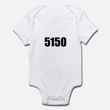 5150 - Danger to Self and Oth Onesie