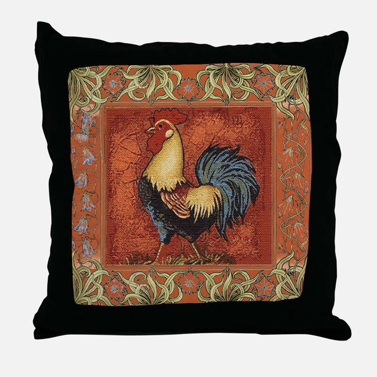French Country Rooster Pillows French Country Rooster