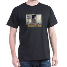 Horse in Stall T-Shirt