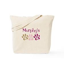 Murphy's Mom Tote Bag