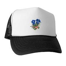 Alpine Flowers Trucker Hat