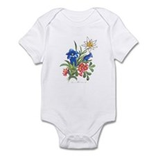 Alpine Flowers Infant Bodysuit