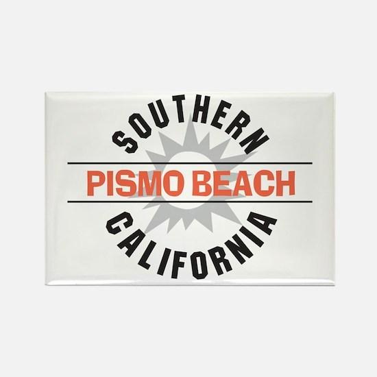 Pismo Beach California Rectangle Magnet