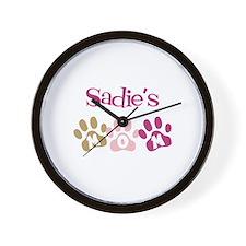 Sadie's Mom Wall Clock